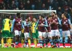 El Aston Villa no se rinde en su batalla por evitar el descenso