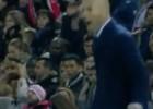 El gif de la celebración de Zidane que arrasa en Twitter