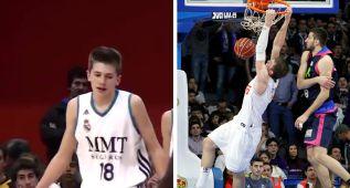 Así ha sido la brutal evolución de Luka Doncic, el niño prodigio