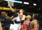 Gasol lo intentó, pero sólo no puede dirigir a los Bulls