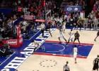 Los Clippers necesitaron la prórroga para ganar