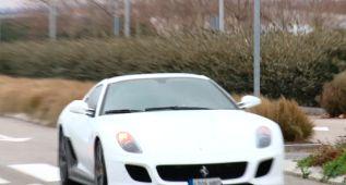 Puro Valdebebas: del Ferrari de Cristiano al Xsara de Carvajal