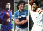 Los golazos olvidados de Maradona, el diez de dieces