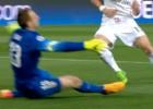Aquella parada de Oblak en el mano a mano con Bale