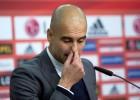 Guardiola loa a Lewandowski por su