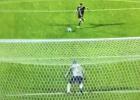 Xavi lanzó el peor penalti de su carrera con el Al Sadd