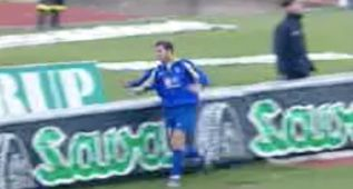 El 'fail' de Zidane en la Juve: la caída de todas las caídas