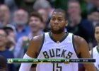 Los Bucks ganan a los Celtics tras una gran segunda parte