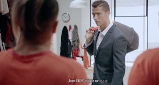 El spot por el que critican a Cristiano Ronaldo en Palestina