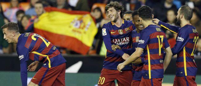 El Barça confirma la final y mantiene su racha sin perder