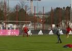 ¿Qué jugador de Bayern hizo la definición más espectacular?