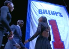 Así se retira el número de una leyenda: homenaje a Billups