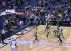 Will Barton machaca a unos mermados Pistons