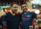 Villa y Pirlo descubren la nueva camiseta del NYC FC