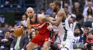 Los Wizards se alejan cada vez más de los playoffs