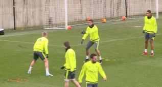 Cristiano y Kroos se pican a sprints. ¿Quién ganará?