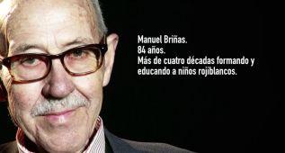 La historia de Manuel Briñas: el alma de la escuela atlética