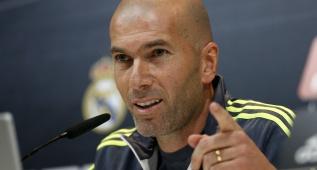 """Zidane: """"A Bale lo quiero al 100%, hay que ser paciente"""""""