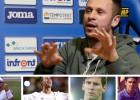El parecido de Cristiano, Nadal, Messi y Federer según Cassano