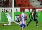 Reparto de puntos entre Sporting y Rayo en El Molinón