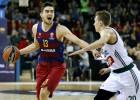 Navarro y Ribas lideran un nuevo triunfo del Barça
