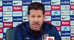 """Simeone: """"Lo de Torres ante el Eibar habla por sí solo"""""""