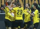 Mkhitaryan hace los deberes para el Borussia Dortmund