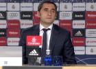 Valverde resignado:
