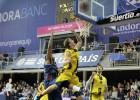 Ajustada victoria del Iberostar Tenerife en Andorra