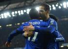 Pedro, Cesc y Diego Costa resucitan al Spanish Chelsea