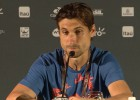 Ferrer: ''Me ha costado mucho. Había mucha humedad''