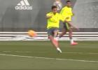 Ni James ni Bale: ¡Arbeloa marcó este golazo de zurda!