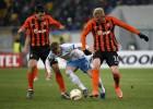 Se impuso el respeto y Shakhtar y Schalke no marcan
