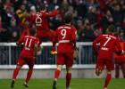 Müller y Lewandowski lideran la remontada del Bayern