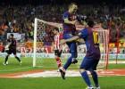 La última final de Copa que se jugó en el Vicente Calderón