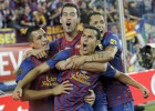 Las 4 finales de Copa del Rey del Barça en el Calderón