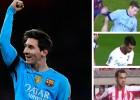 Las caras de humillación que deja Messi tras un gran caño