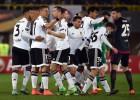 El Valencia golea en el trámite y endosa un global de 10-0