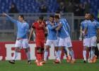 El Lazio resiste el asedio del Galatasaray y está en octavos