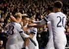 El Tottenham golea y liquida sin piedad a la Fiorentina