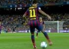 El regate para ver una y otra vez de Neymar a 'SuperCoke'