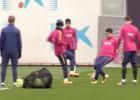 ¡Jordi Alba humilló a Luis Suárez con este caño!