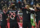 Revisa los goles del Bayern de Vidal ante Wolfsburgo