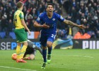 Leicester can win title- Laudrup