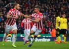 Dos goles de Arnautovic hunden más al Aston Villa