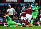 Un gol de Antonio mantiene al West Ham en la lucha europea