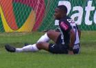 ¡Qué calamidad de Robinho! terrible remate en boca de gol