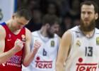 El CSKA pincha el estado de felicidad del Madrid de Laso