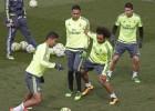 Modric y Marcelo se unen al grupo, pero Kroos es baja