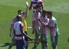 La polémica roja a Andrés que dio lugar al segundo del Betis